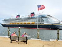 Water transportation - Cruise ship