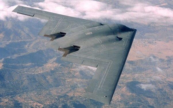 Aircraft  USAF B2